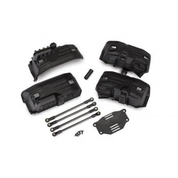 TRX-4 Chassis conversion kit, TRX-4® (long to short wheelbase)
