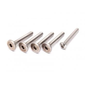 Hardware kit, stainless steel, TRX-4® High Lift Kit