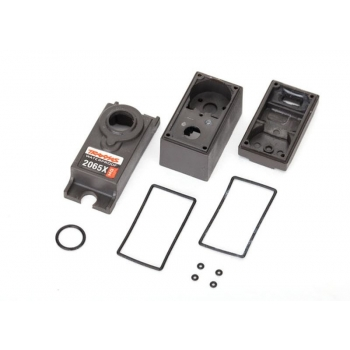 Servo case/gaskets (for 2065X metal gear, waterproof, sub-micro servo)