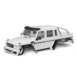 Body Mercedes Benz G63 pearl-White