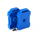 Fuel canisters (Blue) (2)/ 3x8 FCS (1)