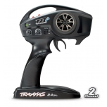TQi 2.4 GHz High Output radio system, 2-channel, Traxxas Link enabled, TSM (2-ch transmitter, 5-ch micro receiver)