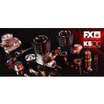 FX K5 DC - Combo - Engine + Muffler 2108 + Manifold 659704
