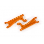 Suspension arms, upper, orange (left or right, front or rear) (2) (for use with #8995 WideMaxx  suspension kit)