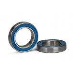 Ball bearing, Blue rubber seal (15x24x5mm) (2)