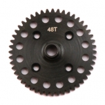 Center Diff 48T Spur Gear, Lightweight: 8B/8T