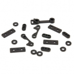 Chassis Spacer/Cap Set: 8B 2.0