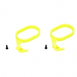 Fuel Tank Lid Pull, Fluorescent Yellow: 8 2.0