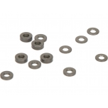 Caster Block Alum Ballstud Spacers
