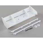 Wing 8IGHT, White, IFMAR