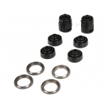 Axle Boot Set: 8IGHT 4.0/8X