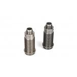16mm Shock Body Set, Rear (2): 8B 3.0