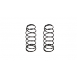 16mm Front Shock Spring, 5.0 Rate, Black (2): 8B 3.0