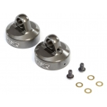 16mm Bleeder Shock Cap, Aluminum (2): 8X
