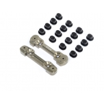 Adjustable Front Hinge Pin Brace w/Inserts: 8X