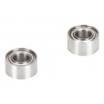 3/32 x 3/16 x 3/32 Sealed Ball Bearing (2)