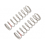 16mm EVO RR Shk Spring, 3.8 Rate, Red(2):8B 4.0