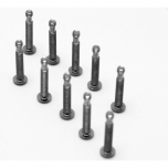 5-40 x 20mm Button Head Screws (10)