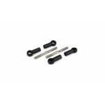 Turnbuckles 5mmx60mm w/Ends