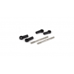 Turnbuckles 5mmx68mm w/Ends