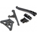 Chassis Braces: 8X