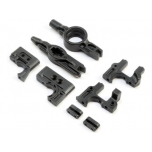 Center Diff Mounts & Shock Tools: 8X