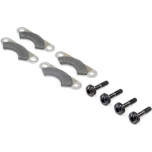 Brake Pads and Screws (4): 8X