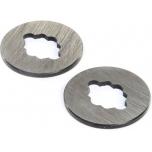 Brake Rotor (2): 8X
