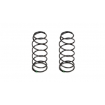 16mm Front Shock Spring, 4.8 Rate, Green (2): 8B 3.0
