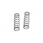 16mm Rear Shock Spring, 3.6 Rate, Silver (2): 8B 3.0