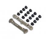 Adjustable Rear Hinge Pin Brace w/Inserts: 8X