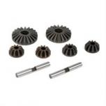 Differential Gear & Shaft Set