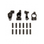 Team Associated Rear Hubs, Caster Blocks, and Inserts Set (Reflex 14)