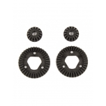 Team Associated Ring and Pinion Set, 37T/15T (Reflex 14)