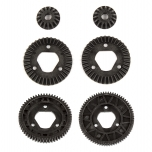 Team Associated Spur Gear, 58T, Reflex 14