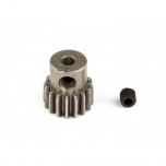 Team Associated Pinion Gear, 16T, 2.3mm shaft