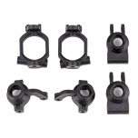 Team Associated Rival MT10/Pro4 SC10 Caster and Steering Block Set