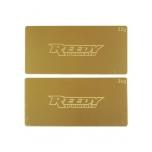 Reedy LiPo Battery Weight Set