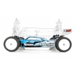 Team Associated RC10B74 4WD 1/10 bagi Team Kit