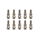 Heavy-duty Ballstuds, 8 mm