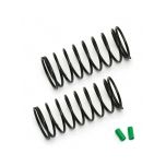 FT 12mm Front Springs, green, 3.15 lb