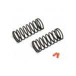 FT 12mm Front Springs, orange, 4.05 lb