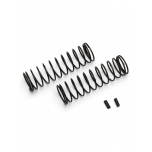 FT 12mm Rear Springs, black, 1.90 lb