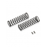 FT 12mm Rear Springs, gray, 2.20 lb