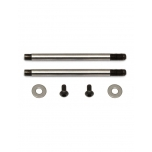 FT 3x21 mm Shock Shafts V2, chrome