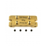 B6 FT Brass Bulkhead