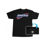 Team Associated Tri T-Shirt, black, L