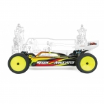 Team Associated RC10B74.1D 4WD Bagi Team Kit