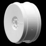 AKA 1/8 Buggy EVO wheels, white (4)