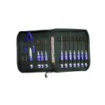 Arrowmax tööriistade komplekt EP mudelile (14tk) koos tööriistataskuga